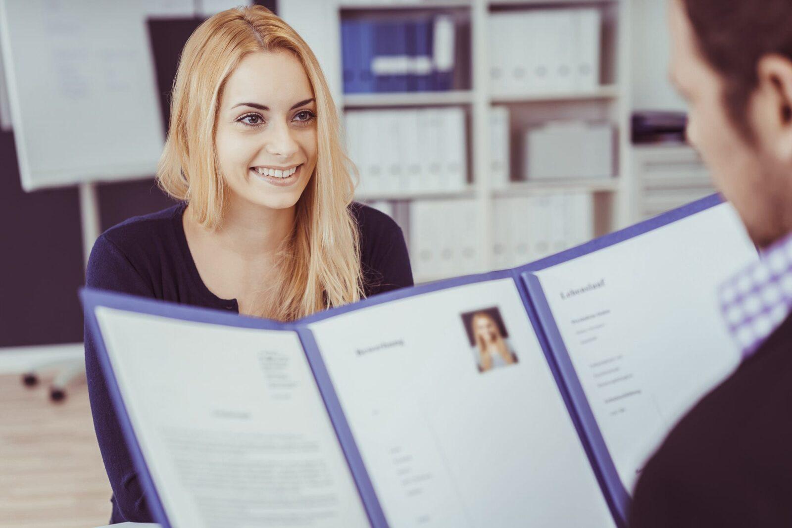 Redundant worker job application tips