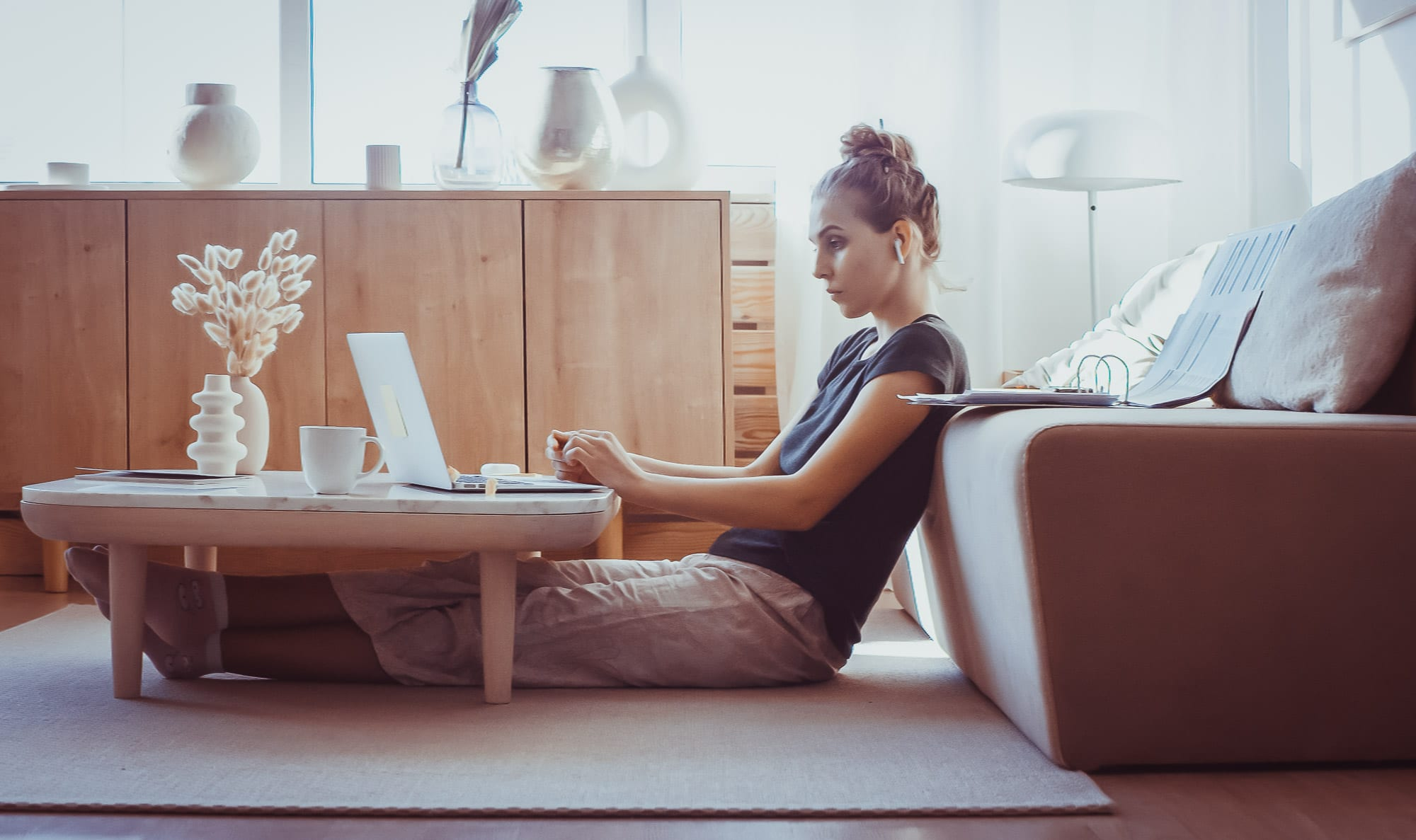 Remote and flexible working